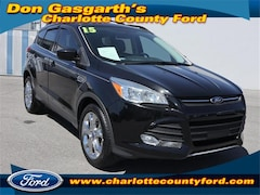 Certified Pre-Owned 2015 Ford Escape SE SUV in Port Charlotte