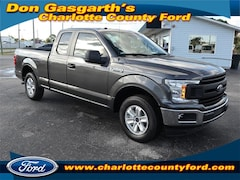 New 2018 Ford F-150 XL Truck in Port Charlotte