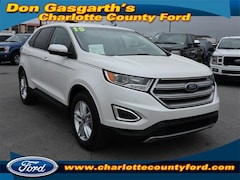 Certified Pre-Owned 2015 Ford Edge SEL SUV in Port Charlotte
