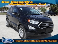 New 2018 Ford EcoSport SE Crossover in Port Charlotte