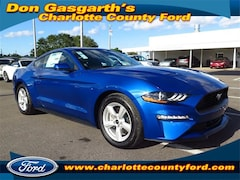 New 2018 Ford Mustang Ecoboost Coupe in Port Charlotte