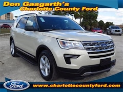New 2018 Ford Explorer XLT SUV in Port Charlotte