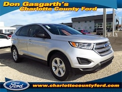 New 2018 Ford Edge SE Crossover in Port Charlotte