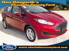 New 2017 Ford Fiesta SE Sedan in Port Charlotte