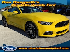 New 2017 Ford Mustang Ecoboost Premium Coupe in Port Charlotte