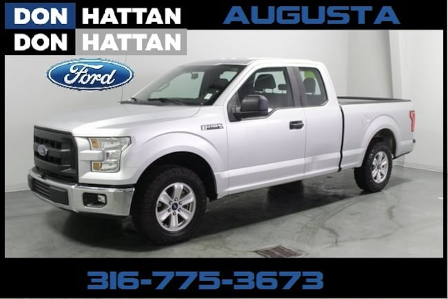 2015 Ford F 150 For Sale >> Used 2015 Ford F 150 For Sale At Don Hattan Ford Inc Vin