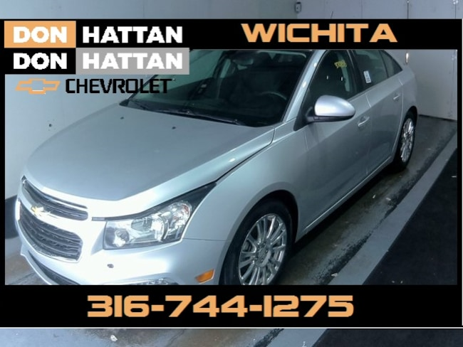 Don Hattan Chevrolet >> Used 2016 Chevrolet Cruze Limited For Sale At Don Hattan Ford Inc