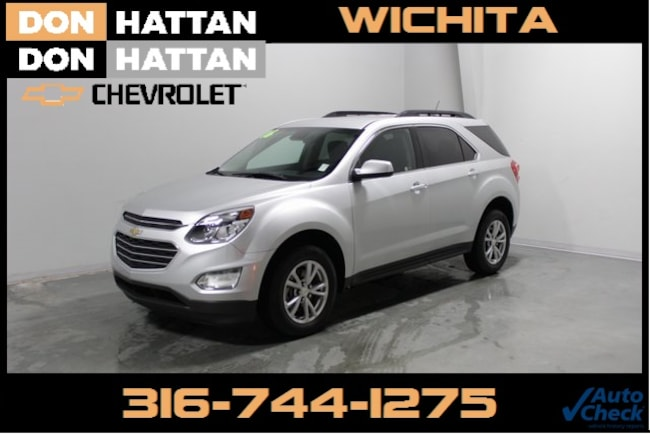 Don Hattan Chevrolet >> Used 2016 Chevrolet Equinox For Sale At Don Hattan Ford Inc Vin
