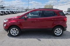 New 2020 Ford EcoSport SE SE 4WD in Fishers, IN