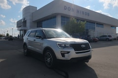 New 2018 Ford Explorer Sport Sport 4WD in Fishers, IN