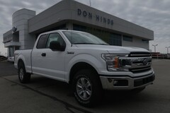New 2019 Ford F-150 XLT XLT 4WD SuperCab 6.5 Box in Fishers, IN