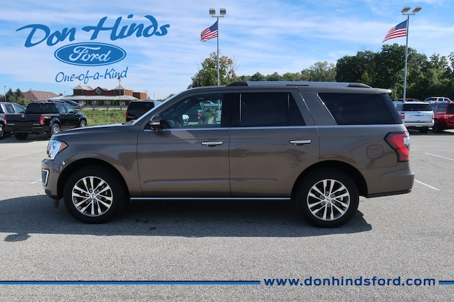 Certified Pre-Owned 2018 Ford Expedition Limited Limited 4x4 in Fishers, IN