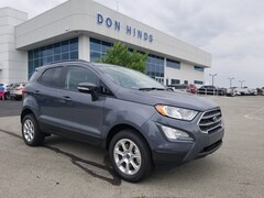 New 2018 Ford EcoSport SE SE 4WD in Fishers, IN