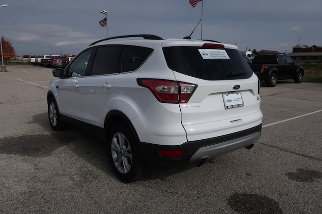 used 2018 ford escape for sale in fishers in near indianapolis carmel noblesville. Black Bedroom Furniture Sets. Home Design Ideas