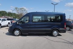 New 2020 Ford Transit-350 Passenger Wagon Medium Roof Van in Fishers, IN
