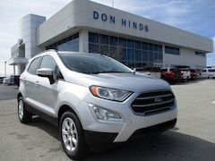 New 2018 Ford EcoSport SE SE FWD NT70618 in Fishers, IN