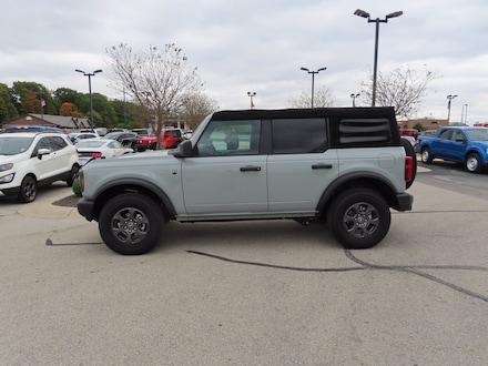 2021 Ford Bronco Big Bend Big Bend  4x4