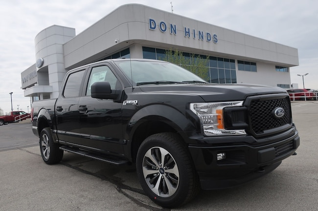 New 2019 Ford F-150 STX for sale in Fishers, IN