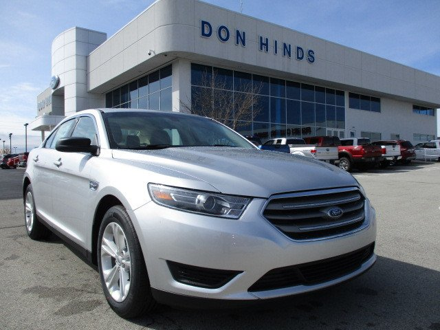 New 2018 Ford Taurus SE SE FWD For Sale In Fishers, IN