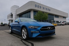 New 2019 Ford Mustang EcoBoost Premium EcoBoost Premium Fastback in Fishers, IN