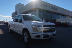 New 2018 Ford F-150 Platinum in Fishers, IN