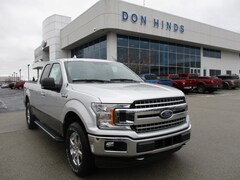 New 2018 Ford F-150 XLT XLT 4WD SuperCab 6.5 Box in Fishers, IN