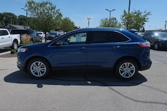 New 2020 Ford Edge SEL SEL FWD in Fishers, IN