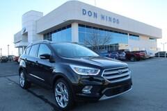 New 2018 Ford Escape Titanium Titanium FWD in Fishers, IN