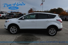 Certified Pre-Owned 2018 Ford Escape SE SE 4WD P11505 in Fishers, IN