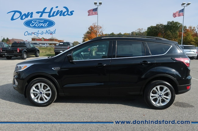 Certified Pre-Owned 2018 Ford Escape SE SE 4WD in Fishers, IN