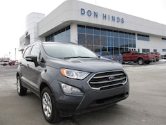 New 2018 Ford EcoSport SE 4WD SUV NT46618 in Fishers, IN