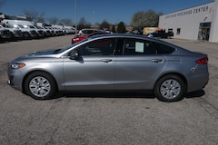 New 2020 Ford Fusion S S FWD in Fishers, IN