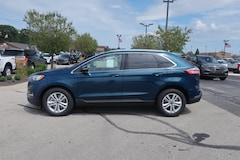 New 2020 Ford Edge SEL SEL AWD in Fishers, IN