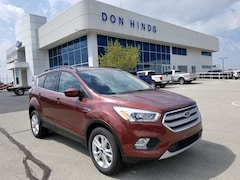 New 2018 Ford Escape SEL SEL 4WD in Fishers, IN