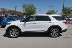 New 2020 Ford Explorer Platinum Platinum 4WD in Fishers, IN