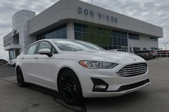 New 2019 Ford Fusion SE SE FWD in Fishers, IN