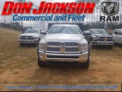 2018 Ram 5500 Chassis Platform bed Truck Regular Cab