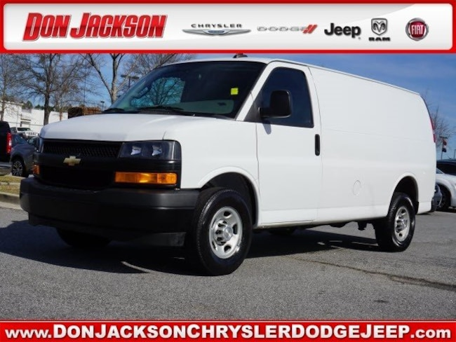 7c6a324024 Used 2018 Chevrolet Express 2500 For Sale at Don Jackson Commercial ...