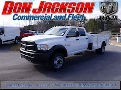 2018 Ram 5500 Chassis CM Service Body Truck Crew Cab