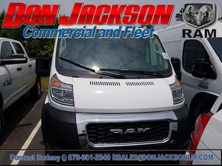 New 2019 Ram Promaster Cargo For Sale at Don Jackson Auto