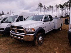 2018 Ram 5500 Chassis Service Body Truck Crew Cab