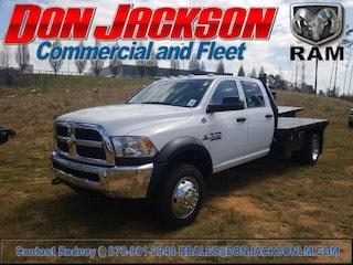 2018 Ram 4500 Chassis Tradesman Truck Crew Cab