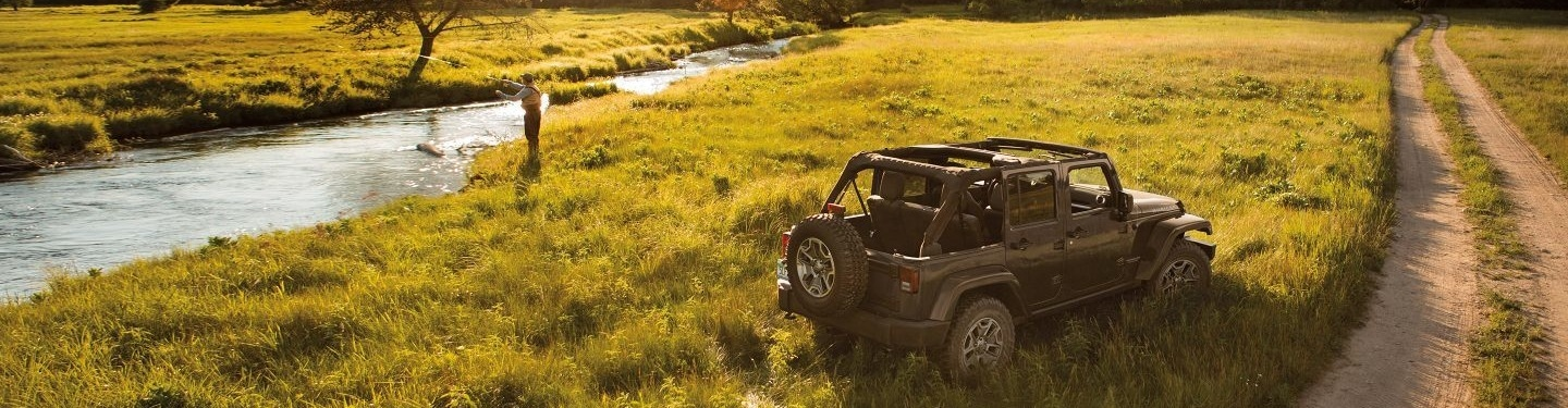 2018 Jeep Wrangler Unlimited Safety Features