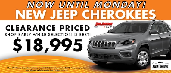 Chrysler Dodge Jeep Ram Dealership | Don Jackson | Near