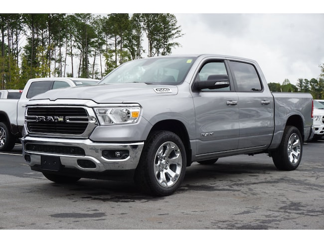 New 2019 Ram 1500 BIG HORN / LONE STAR CREW CAB 4X2 5'7 BOX Crew Cab For Sale in Greater Atlanta, GA
