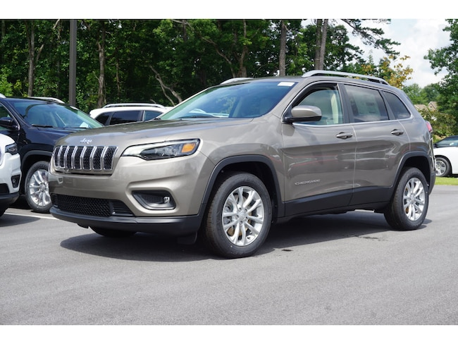 New 2019 Jeep Cherokee Latitude FWD Sport Utility For Sale in Greater Atlanta, GA