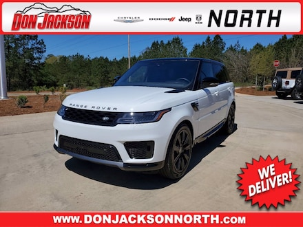 2021 Land Rover Range Rover Sport HSE Silver Edition MHEV SUV