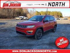 2021 Jeep Compass 80TH ANNIVERSARY FWD Sport Utility