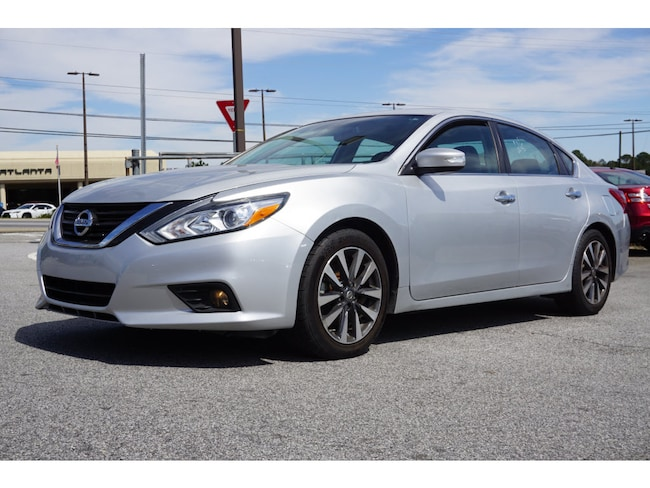 Used 2017 Nissan Altima 2.5 SL Sedan Union City