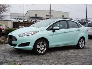 Used 2017 Ford Fiesta SE Sedan under $15,000 for Sale in Union City, GA